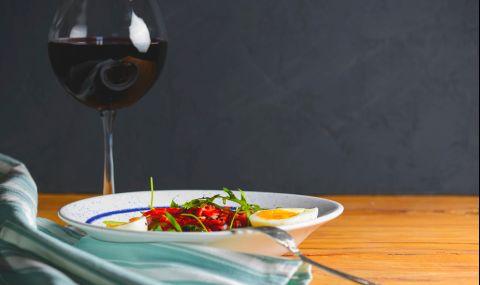 7 причини да пиете червено вино вечер - 1