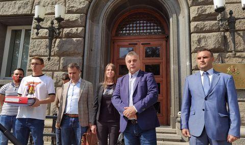 ВМРО се регистрира за изборите за президент и парламент - 1
