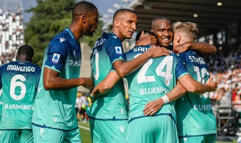 Български национал игра цял мач при загуба на своя тим в Серия А - 1