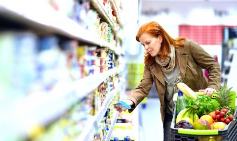 Най-големият скок на цените на храните от десетилетие