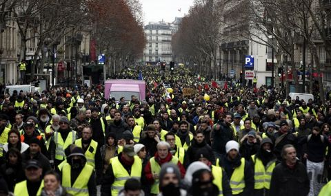 Френските профсъюзи се активизират след карантината