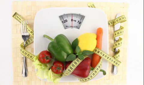 5 храни, от които се отслабва