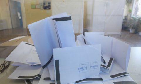 14 избирателни секции в затворите, 13 - в арестите