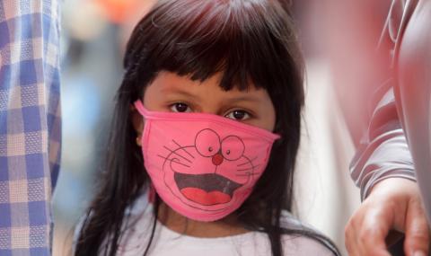 Децата изкарват вируса по-леко, но по-дълго са преносители