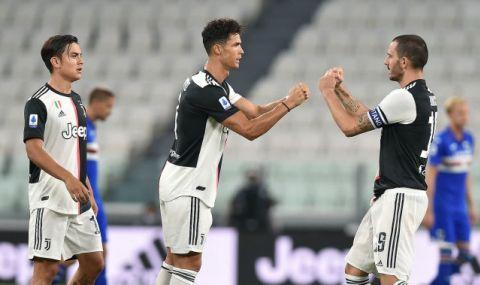 Чешката футболна федерация отрича, че Роналдо е минал Бицан по голове