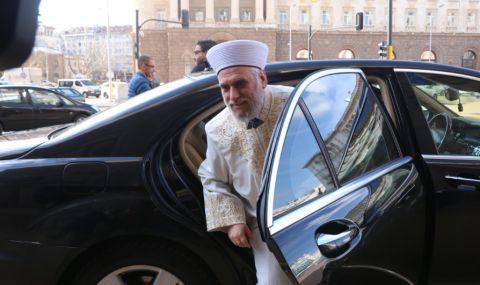 Мюсюлманите у нас избират главен мюфтия