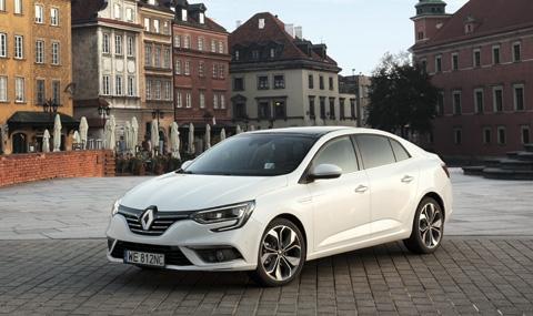 Първи тест на новото Renault Megane Sedan - 2