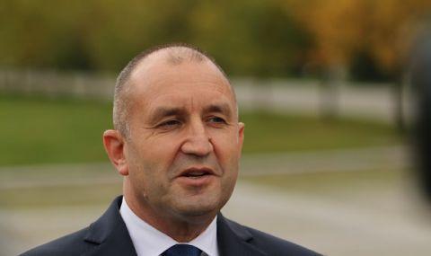 Радев: Необходима е пълна мобилизация на институциите за справяне с пожарите - 1