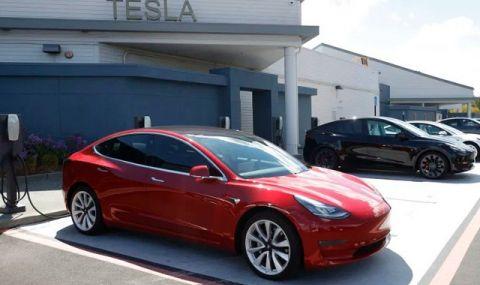 Електромобилите Tesla поевтиняват значително