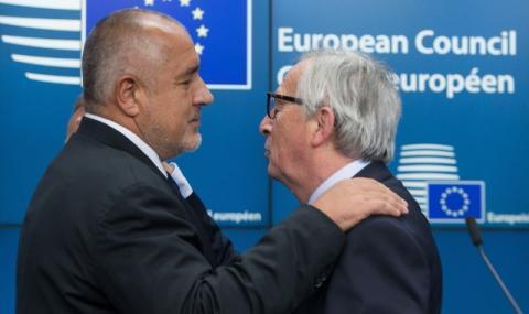 Юнкер изпра България и накисна Румъния