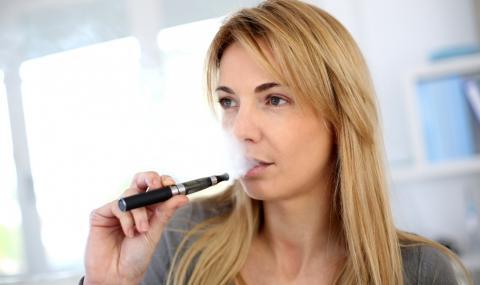 Увеличават се смъртните случаи заради електронни цигари