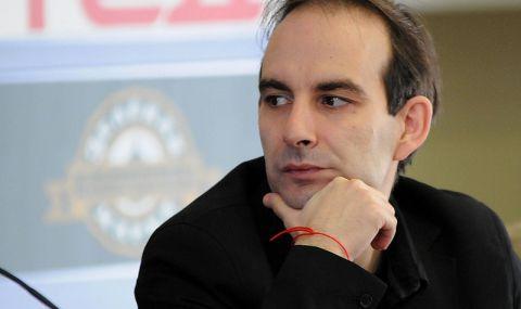 Петър Волгин: Готвят нови политически лица - 1