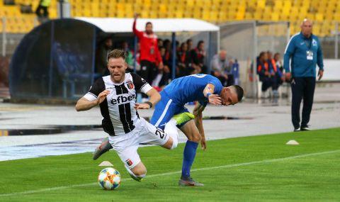 Сръбски защитник е пред завръщане в Локомотив Пловдив