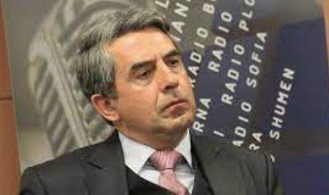 Плевнелиев: Народът каза думата си, няма политическа криза
