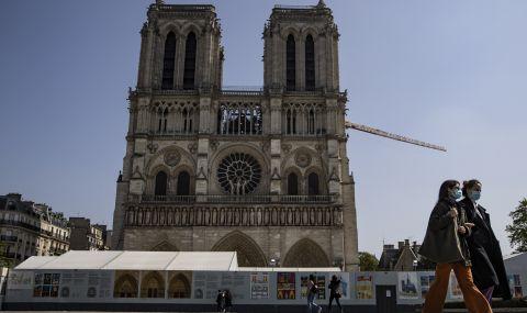 Две години от пожара в катедралата Нотр Дам
