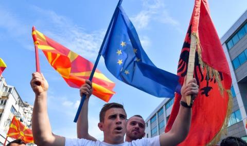 Страхотни новини за Северна Македония и Албания