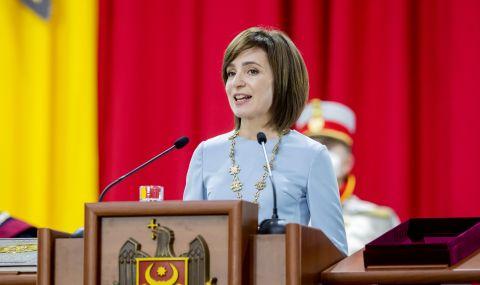 Мая Санду отворена за разговори с Русия
