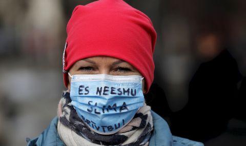 Хиляди излязоха на протести в редица държави в Европа. Писна им от мерките