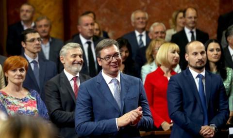 Сърбия обяви нови избори
