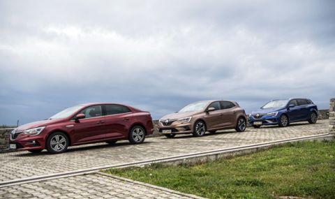 Тест и БГ цени: Какво ново в новото Renault Megane