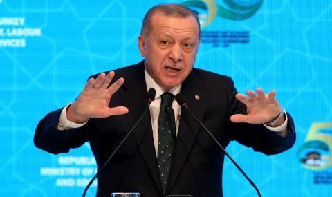 Ердоган заплаши: Ще си платите скъпо за всяка атака