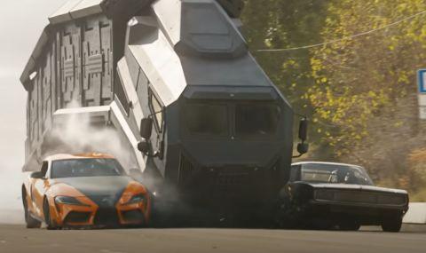 """Ето какви коли ще видим в """"Бързи и яростни 9""""(ВИДЕО)"""