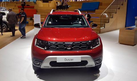 Женева 2019: Dacia Duster с двигател от Mercedes