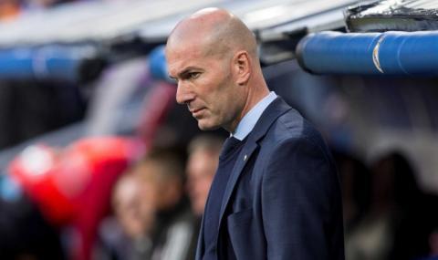 Реал Мадрид уволнява Зидан?