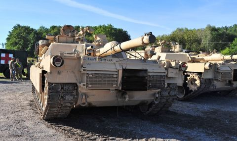 Полша ще закупи 250 американски танка