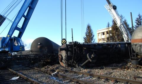 Две от цистерните в Хитрино са изведени на безопасно място - 2