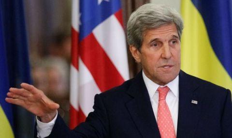 Джон Кери преговаря с Китай за климатичната среща