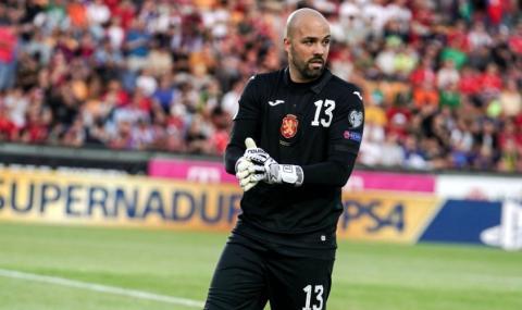 Николай Михайлов излиза титуляр с капитанската лента срещу Уелс