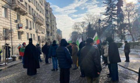 Протест заради смъртта на 16-годишното момче в София
