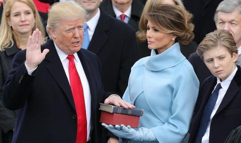 Тръмп: Без мита за религията