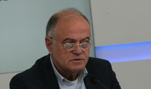 Ген. Атанасов: БСП няма интерес да падне правителството, не им е до избори