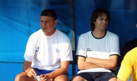 Димитър Трендафилов е новият треньор на Спартак Варна