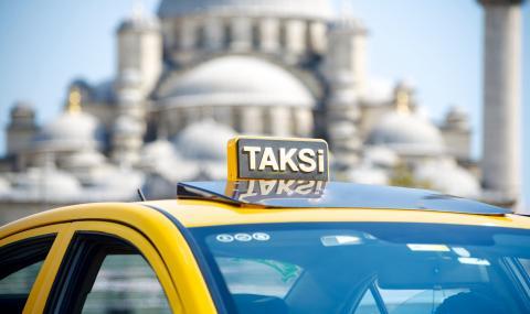 Таксиджиите в Истанбул са длъжни да научат английски