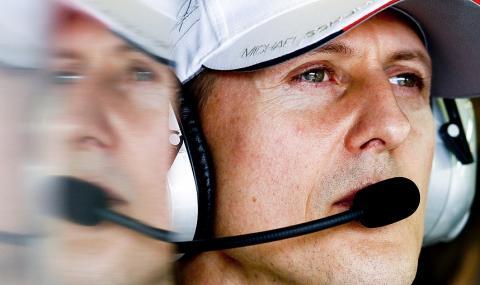 Лекар: Шумахер вече не е човекът, когото помним