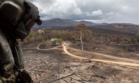 Огненият кошмар се завърна в Австралия
