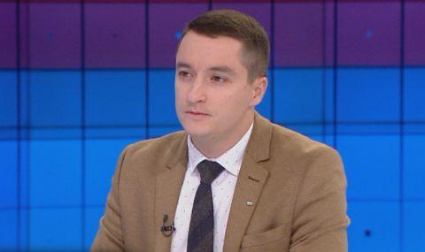 Явор Божанков: Надяваме се на писмени гаранции за подкрепа на кабинет - 1