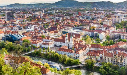 Комунистите печелят общинските избори във втория по големина град в Австрия - 1