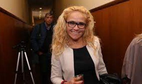 Иванчева: Бременността ми няма нищо общо с присъдата