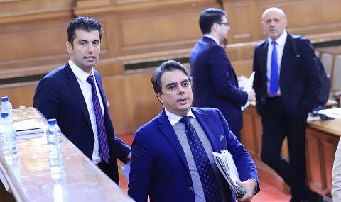 Ето къде ще са водачи на листи Кирил Петков и Асен Василев - 1