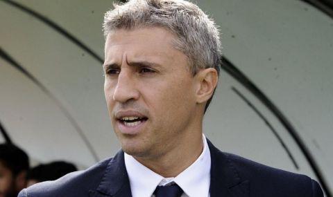 Ернан Креспо кандидат за старши треньор на националния отбор на Чили