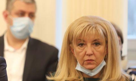 Петя Аврамова се изправя пред Комисията