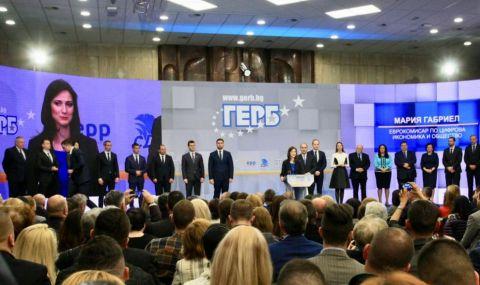 Евродепутатите от ГЕРБ/СДС към колегите си от ЕП: Демокрацията в България е в опасност!