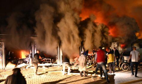 Трагедия в Северна Македония: много загинали при пожар в COVID-болница - 1