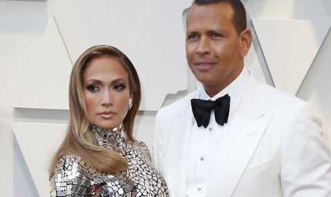 Дженифър Лопес и Алекс Родригес се разделиха официално