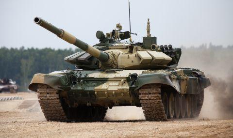 Русия подари танкове на Сърбия. Вучич:
