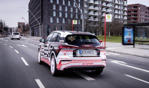 Audi представя два нови модела на 14 април - 3